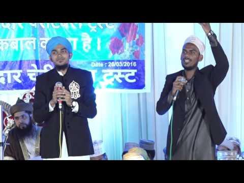 Muhammad hamare badi Shaan wale By Mohsin Raza Qadri At Gujrat