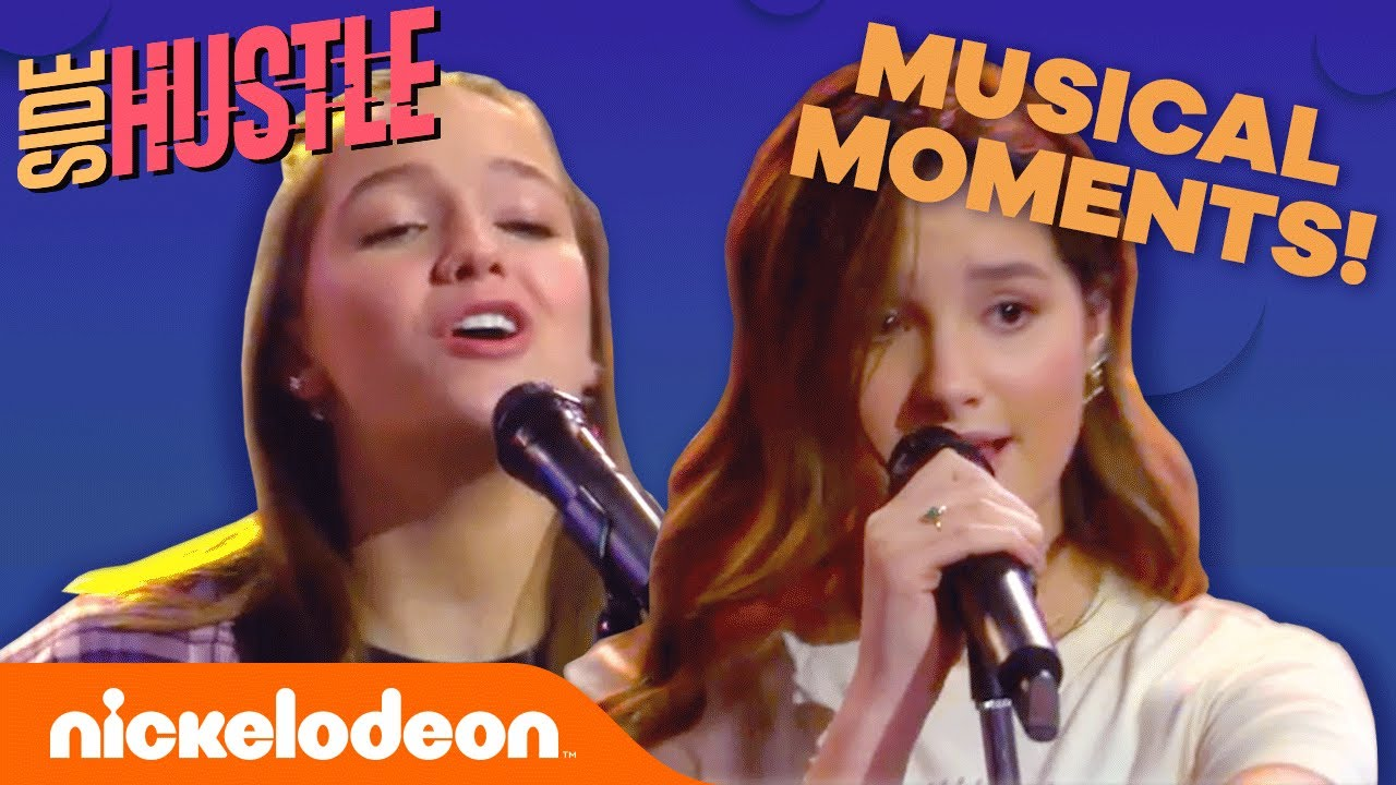 Download Most Musical Moments from Side Hustle S1 🎶 | Nickelodeon