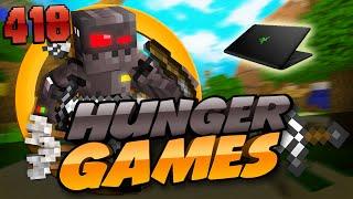 Minecraft Hunger Games: Episode 418 - Laptop Test