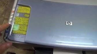 BitBastelei #164 - Reparatur: HP PSC Tinten-Multifunktionsgerät (PSC 1315)