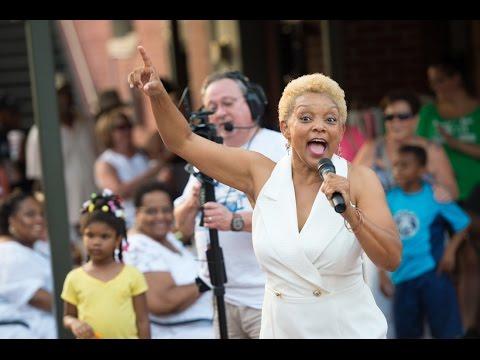 Myrna Clayton - America's SONGBIRD Global Showcase Video