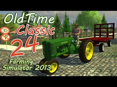 Farming Simulator 2013 ч24 - Подготовка к спросу 1