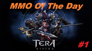 MMO Of The Day - #1 - The Exiled Realm Of Arborea (TERA)