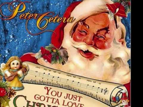 peter cetera let it snow