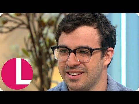 Simon Bird Put His PhD on Hold to Pursue His Acting Career | Lorraine