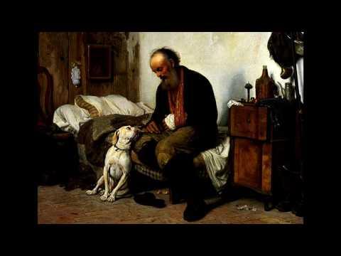 """Иван Тургенев. """"Собака"""" (Стихотворение в прозе) Читает Павел Морозов"""