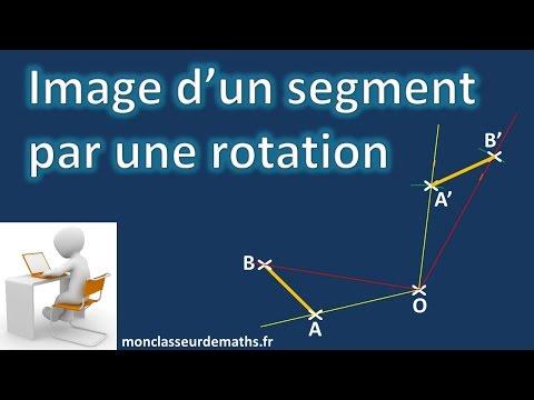Rotation : construction de l