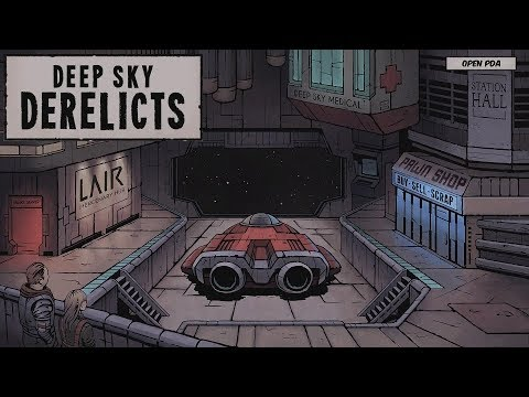 Let's Play Deep Sky Derelicts (EA) - Ep. 05: Keep Flying