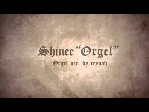 """Orgel"" Music box ver. - SHINee"