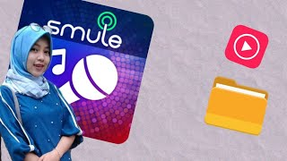Cara Save Lagu Dan Video smule
