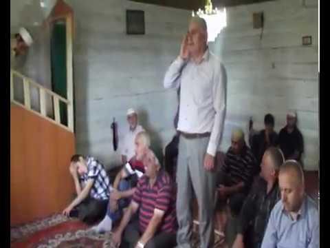 Bıçakçılı Köyü 66 Yıl Sonra İlk Cuma Hutbesi