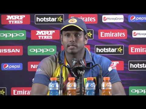 SRI LANKA V WEST INDIES - ICC World T20 Post-Match Press Conference