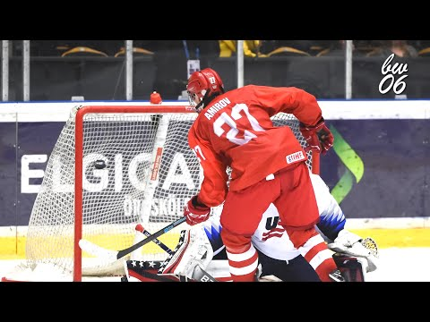 Rodion Amirov 2019 U18 Highlights