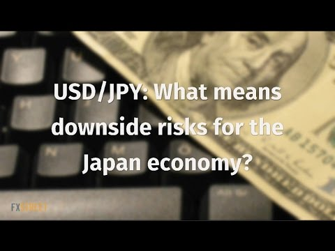 USD/JPY: What means downside risks for the Japan economy?