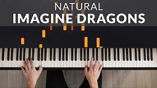 Download lagu Imagine Dragons - Natural | Tutorial of my Piano Cover + Sheet Music