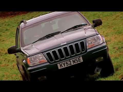 Топ Гир внедорожники Toyota Land Cruiser, BMW X5, Range Rover, Jeep Grand C