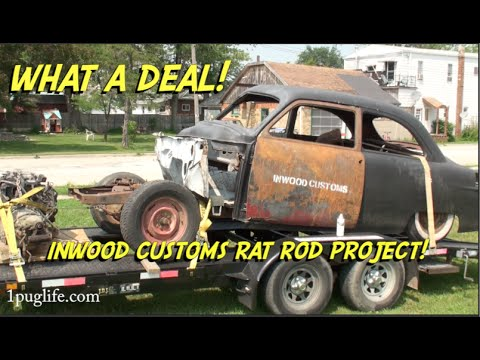 """50' shoe box ford """"project"""""""