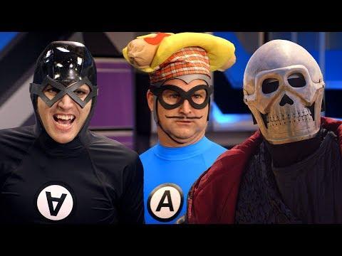 The Anti-Bats! - Mikey Way & Martin Starr - Full Episode
