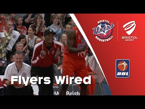 Flyers Wired: Tyrone Lee vs Leeds Force