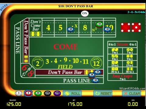 Gambling websites online