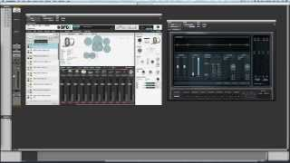 Mixing BFD3 Drums with Multiple Outputsin Pro Tools
