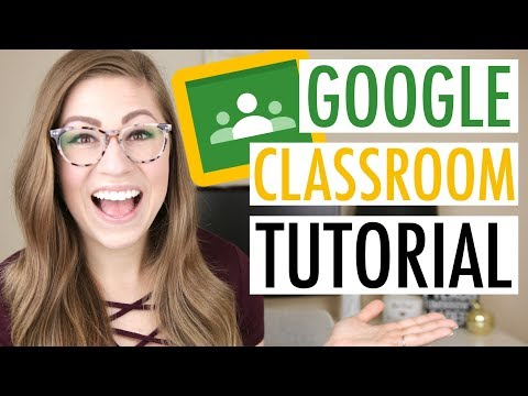 Getting Started With Google Classroom | EDTech Made Easy - GOOGLE CLASSROOM TUTORIAL