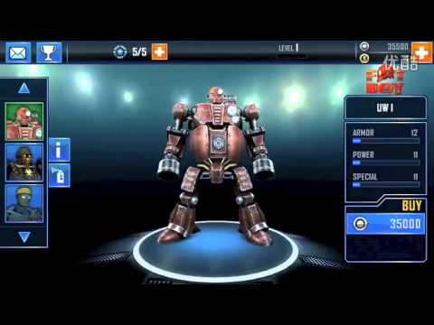 Real Steel World Robot Boxing(realsteel.9game.com)