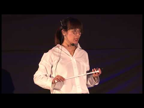 |how to achieve a goal without clear vision | Kayoko Takeuchi | TEDxYouth@Namba