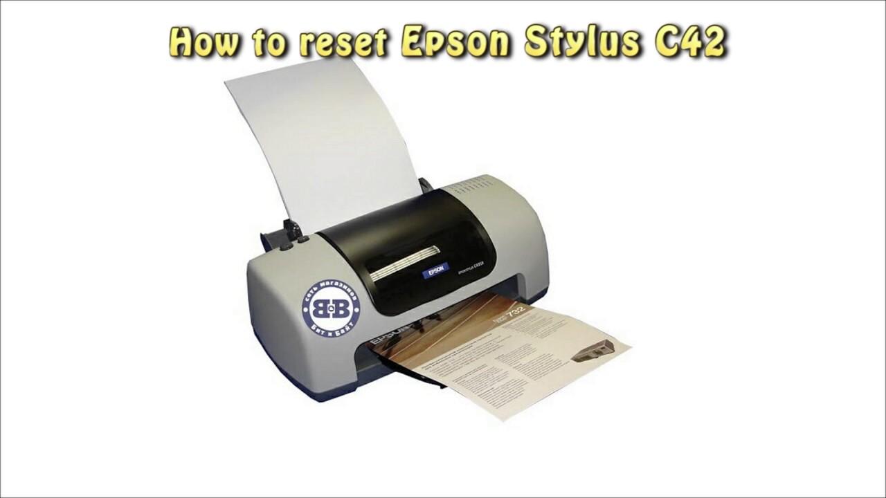 EPSOM C42 PLUS DRIVER