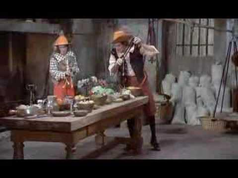 Les Quatre Charlots Mousquetaires (1974) poster