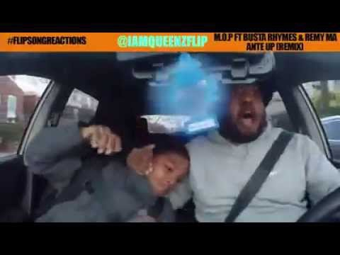 MOP ft Busta Rhymes  Ante Up Remix Reaction