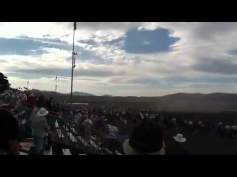 Airplane crash at Reno air races 2011 Friday sept 16