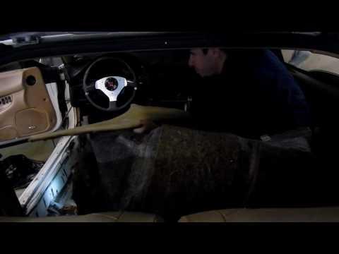 LS Swap 3000GT Part 1-Interior Removal