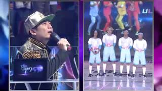 The Dance Icon Indonesia Episode 12 Ultramen Crew