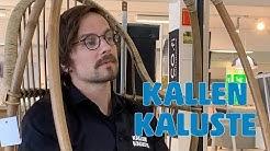 Kallen Kaluste - kokemuksia - Mustalinja