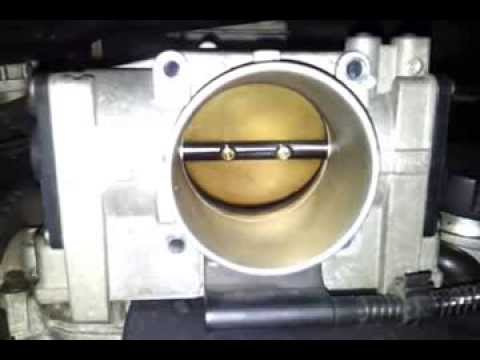 2001 volvo s60 throttle body recall