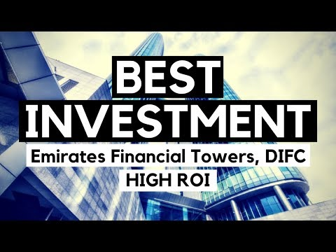 Dubai UAE   For Sale DIFC Office   High Returns