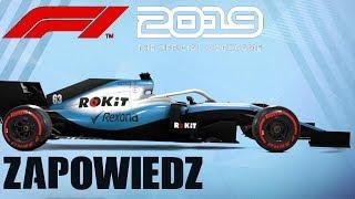 F1 2019 Zapowiedź !!!