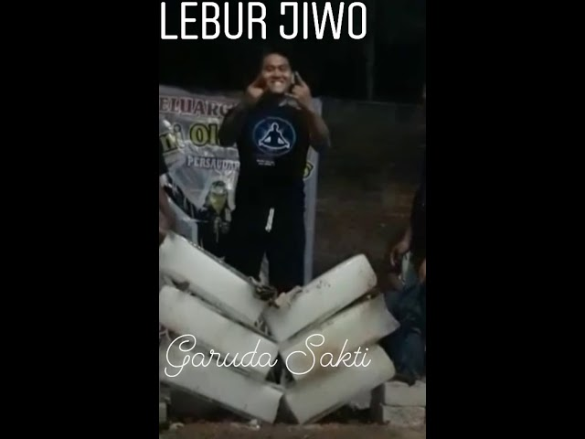 PSHT - GARUDA SAKTI LEBUR JIWO - PONOROGO