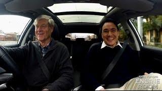 Driving with Sam Pang - Parkin