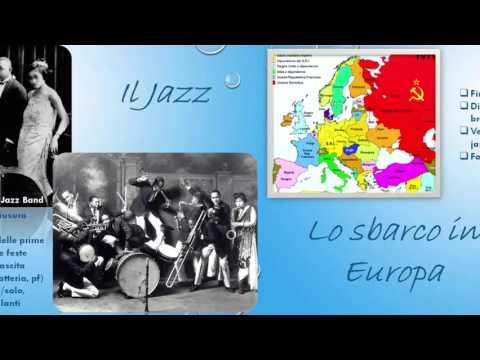 Storia della musica - Il Jazz