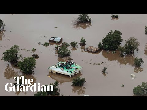 Cyclone Idai leaves trail of destruction in southern Africa