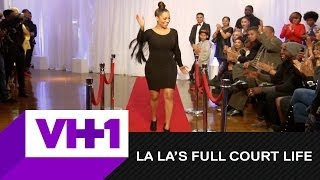 La La's Full Court Live + 5th and Mercer Fashion Show + VH1