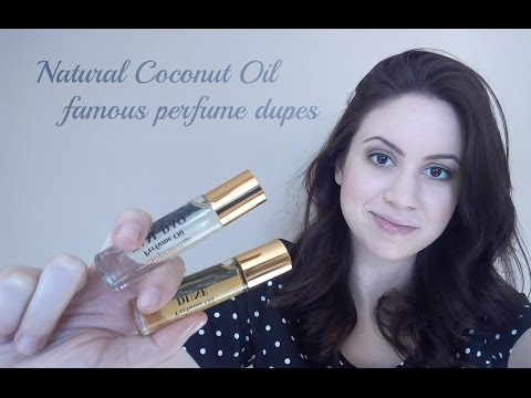 Coconut Oil Famous Perfume Dupes/ Vegan + Gluten Free