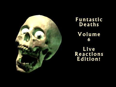 Spelunky Funtastic Deaths, Vol. 6 - Commentary Edition