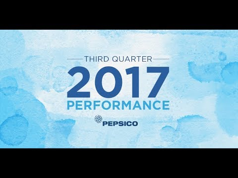 Animation: PepsiCo Q3 2017 Earnings