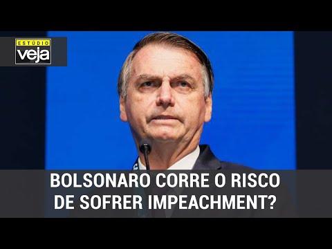 Estúdio Veja: Bolsonaro corre risco de sofrer impeachment?