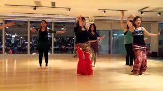 Bollywood dance:Shakira