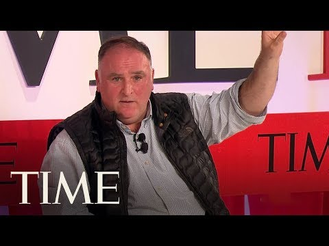 José Andrés On Ending World Hunger | TIME 100 | TIME