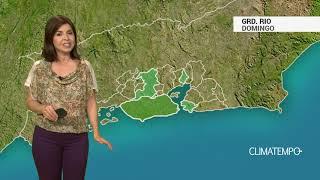 Previsão Grande Rio – Sol forte e mar calmo